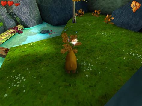 Disney's Brother Bear Download (2003 Adventure Game)