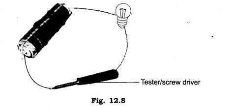 NCERT Solutions for Class 6 Science Chapter 12 Electricity