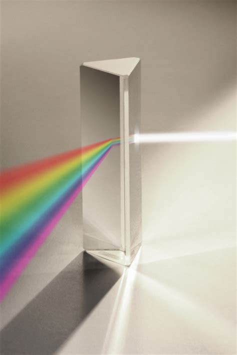 How to Make a Rainbow Sparkle Prism at Home   Sciencing
