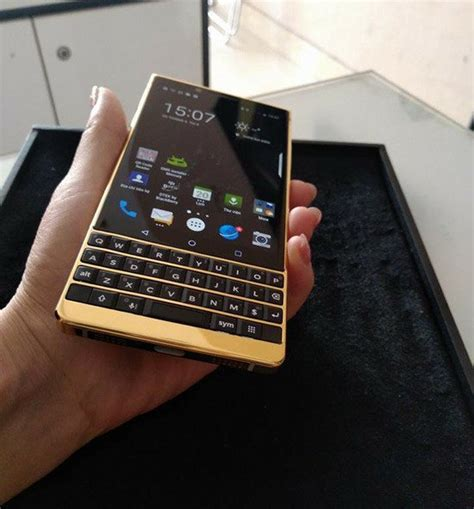 Gold KEY2 - Hot or not ? - BlackBerry Forums at CrackBerry