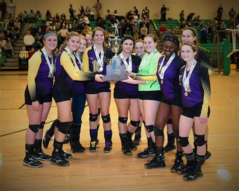 IN PHOTOS: Branchville wins state title volleyball