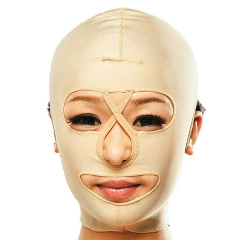 Face Treatment Mask Wrinkles Saggy Neck Chin Instant