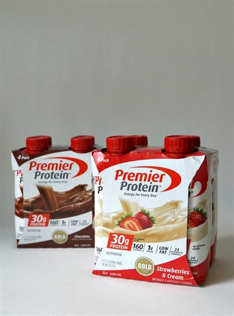 Slay Every Day WIth Premier Protein Shakes! #TheDayIsYours