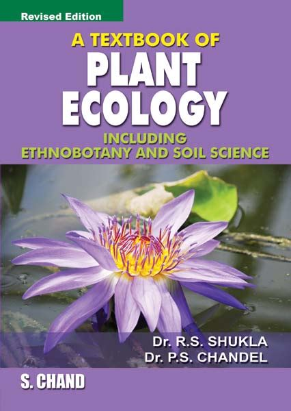 A Textbook of Plant Ecology(Including