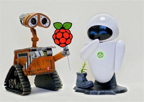 Robotics projects using Raspberry Pi for Mechanical