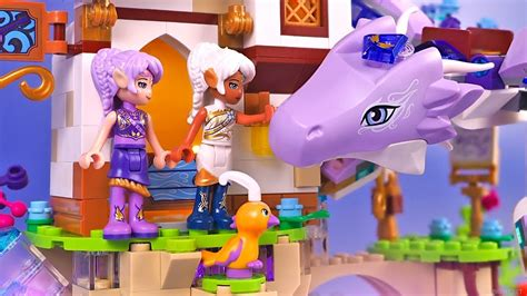 Lego Elves Aira & the Song of the Wind Dragon • Stop