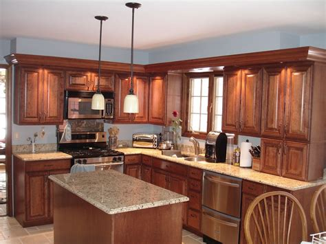 Custom Made Kitchen Remodel by Customcraft Homes