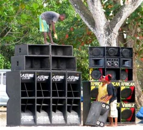 Sound System | Patois Definition on Jamaican Patwah