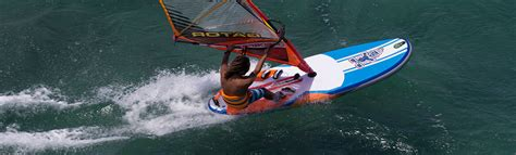 Inflatable Windsurfing Packages : Isthmus Sailboards