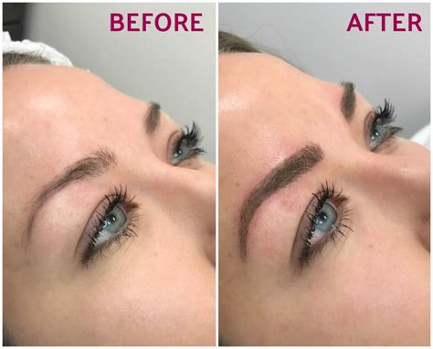 my microblading experience - allie wears