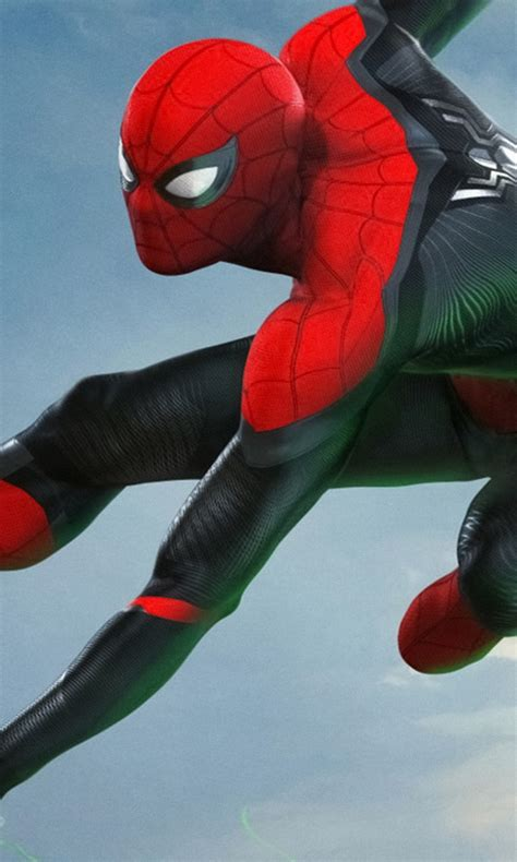 Spider-Man Far From Home 2019 4K Wallpapers | HD