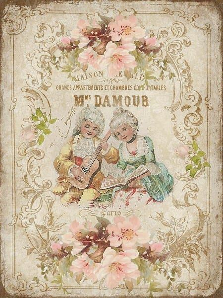 731 best images about DECOUPAGE IMAGES on Pinterest